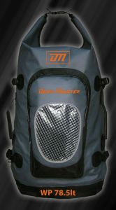 Large backpack Deep Master black