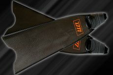 "action Deep Master ""Сlassic"" carbon fins (sweep ""С"")"