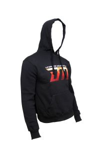 "Hooded Sweatshirt ""DM"""